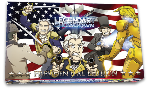 Legendary Showdown: Presidential Edition - EU Friendly