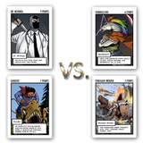 Dr. McNinja's Legendary Showdown