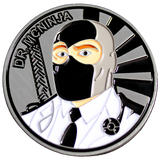 Dr. McNinja Challenge Coin