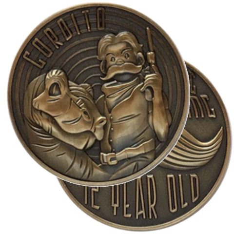 Gordito Challenge Coin - ON SALE!