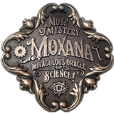 Moxana Muse of Mystery Pendant - EU Friendly