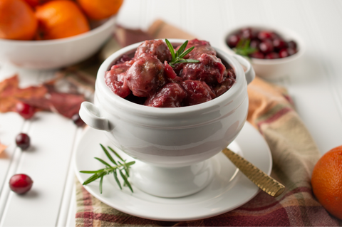 cranberry paleo aip thanksgiving recipe
