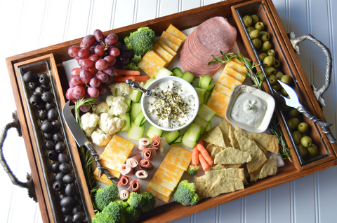 thanksgiving recipe aip paleo charcuterie board