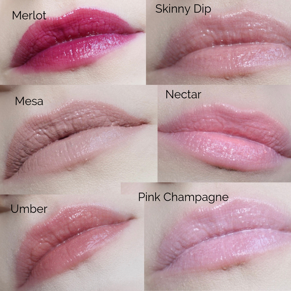Rejuvenating Coconut Lip Color