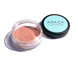 Fresh Mineral Cheek Color. The cheekiest product on the market, this goes beyond blush. Vibrant, fresh earth pigments define your cheekbones with a lovely flush of playful color. Infused with olive, fruit, and neem seed extracts, this delivers an antioxidant-packed punch – helping to slow visible signs of aging while enhancing your natural glow. And wherever you fall on the spectrum, we've got a shade to match, from from bright pink to peachy corals. Now isn't that rosy?
