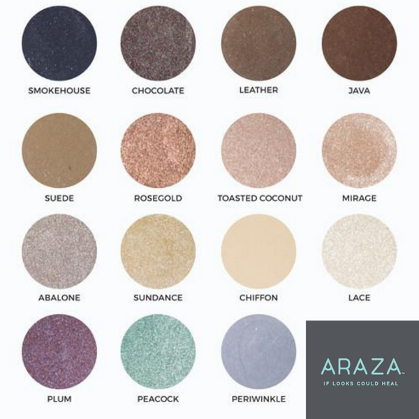 Araza Fruit + Citrus Infused Eyecolor