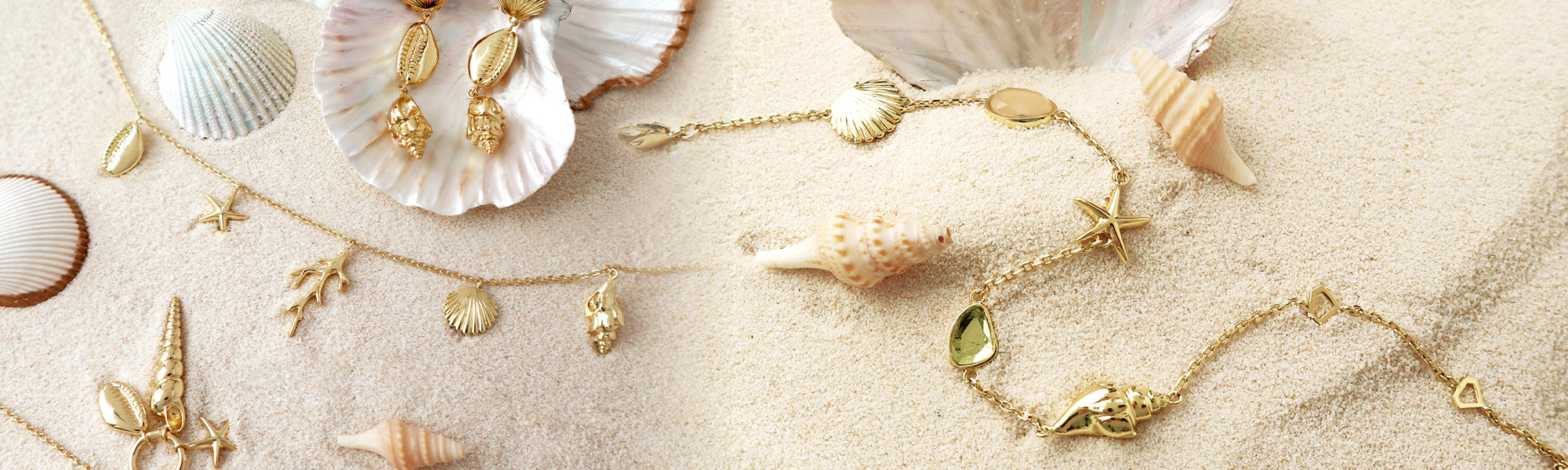 5 Reasons Why You Need Seashell Jewelry