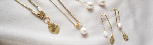 Organic Pearl Pieces for Your Everyday