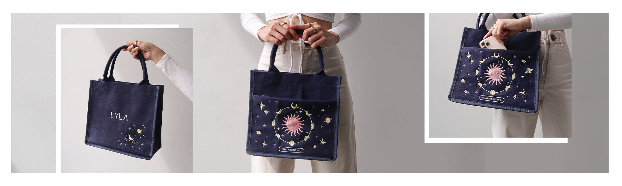 Meet the Le Soleil Tote Bag