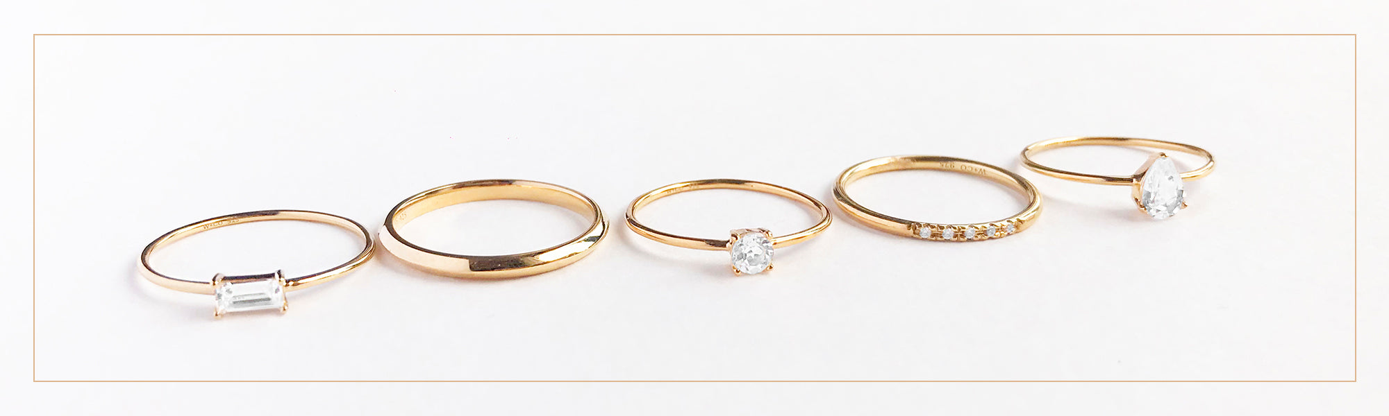 Trend Alert: Pear Cut Engagement Rings
