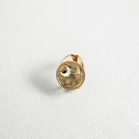 October Birthstone Gold Ring - Wanderlust + Co