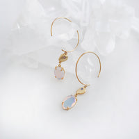 Seek for Light Gold Earrings - Wanderlust + Co