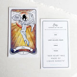 Eos Goddess Card