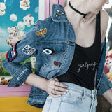 Girlgang Denim Jacket