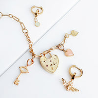 Intuition Gold Charm - Wanderlust + Co