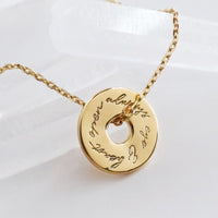 Heart Always Gold Necklace - Wanderlust + Co