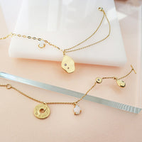 Heart Always Gold Bracelet