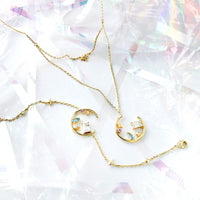 Skylar Gold Layered Necklace - Wanderlust + Co