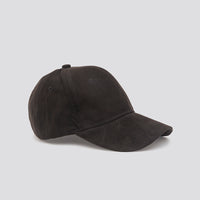 Off-Duty Black Baseball Cap