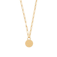Affirmation Gold Necklace