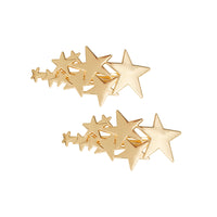 Shooting Stars Hair Clip Set