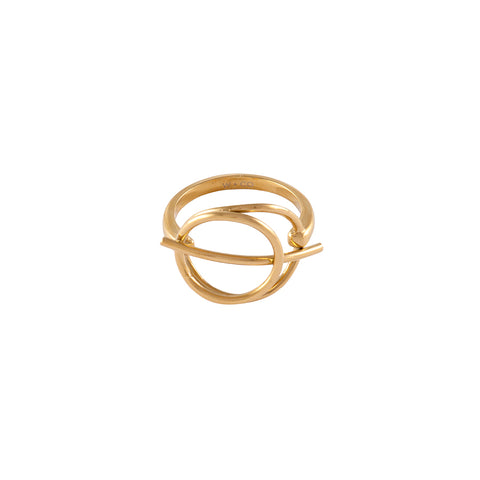 Infusion Gold Ring