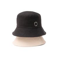 Vacay Black Bucket Hat