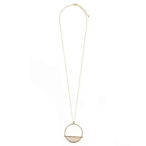 Kai Gold & Ivory Necklace