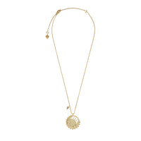 Dawning of a New Day Gold Necklace
