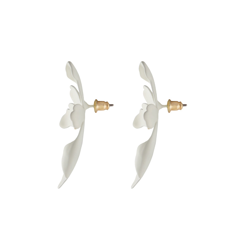 Camilla Ivory Earrings