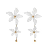 Lucia Ivory Earrings