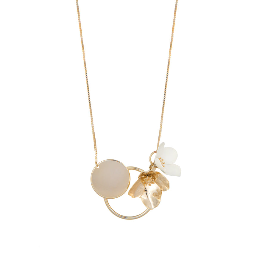 Maia Ivory Necklace