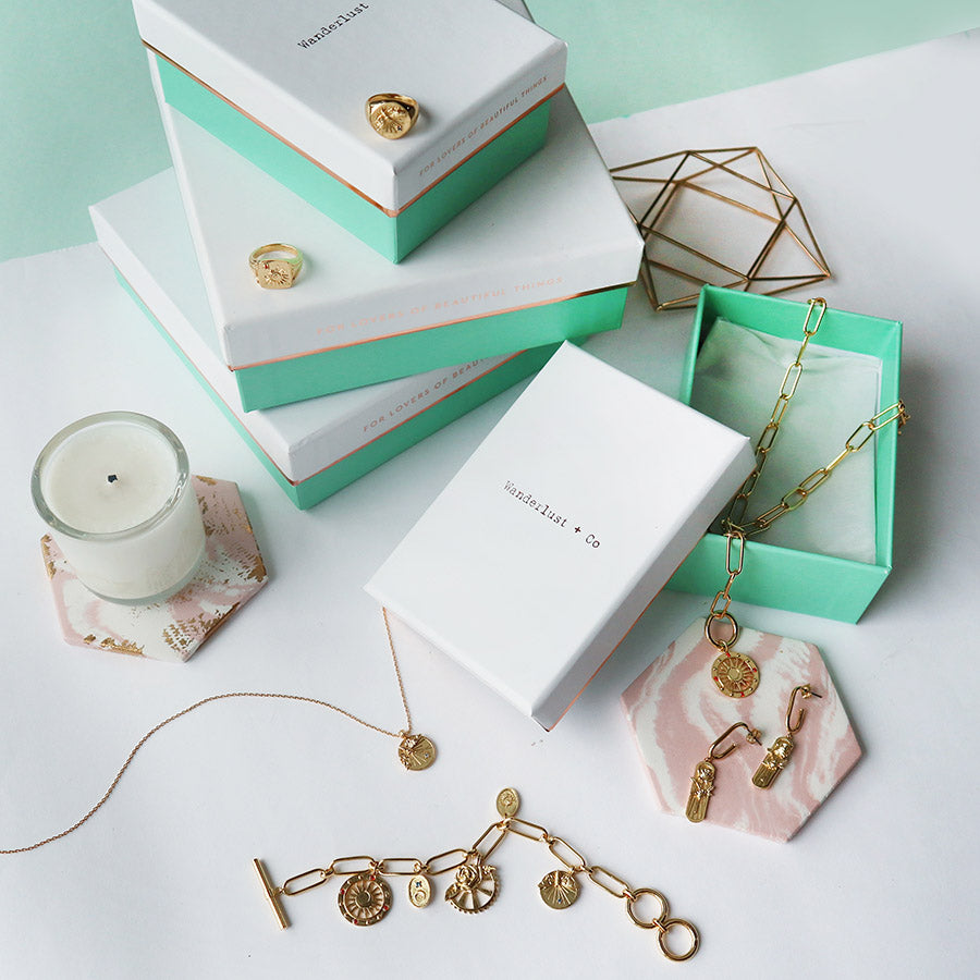 W+Co Gift Box (Tall)