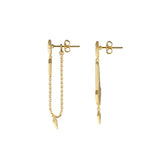 Thea Gold Earrings