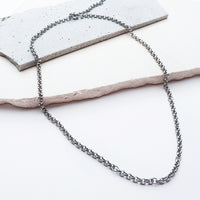 Zoe Silver Necklace