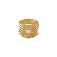 Astra Gold Ring