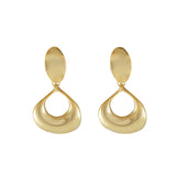 Eau Gold Earrings