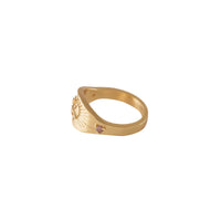 Harlow Gold Rings Set - Wanderlust + Co