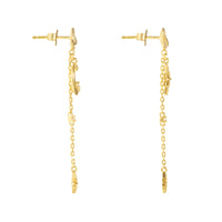 Daydreamer Gold Earrings - Wanderlust + Co