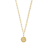 Daydreamer Gold Necklace