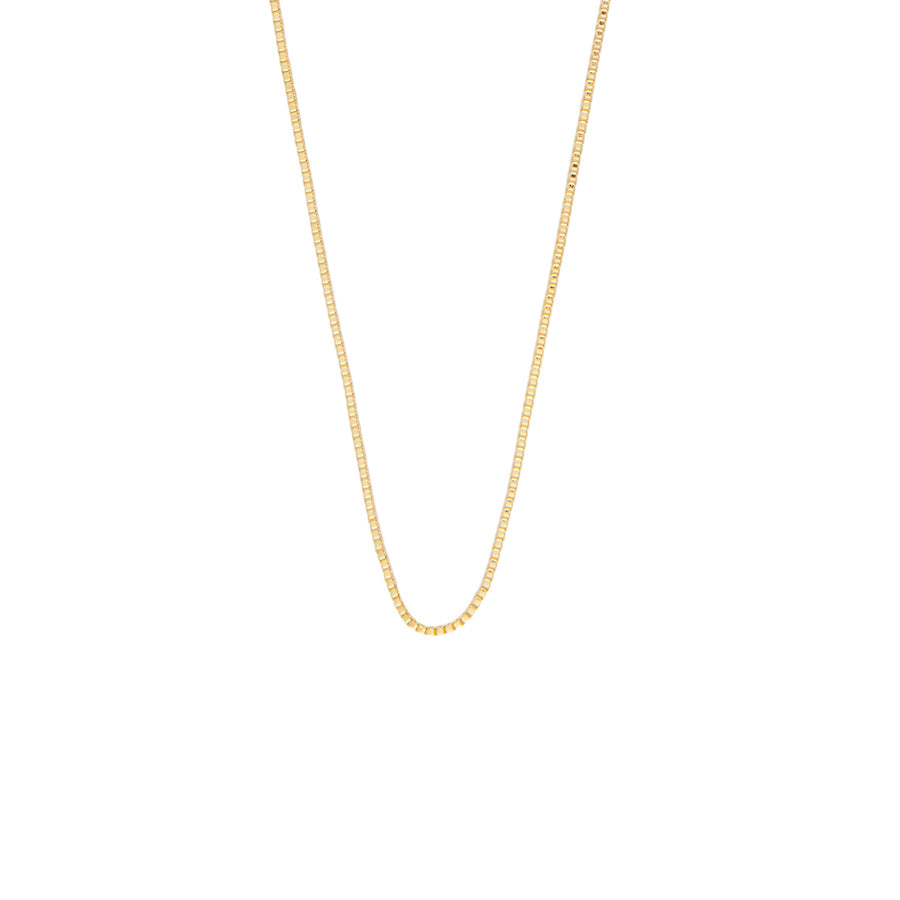Classic Gold Necklace
