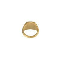 Solis Gold Signet Ring