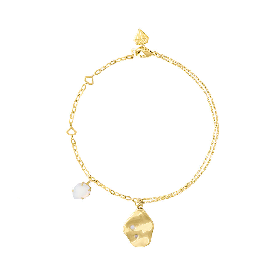 Someday Gold Bracelet