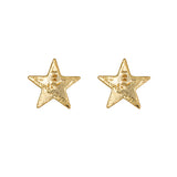 Stella Gold Stud Earrings