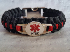 PTSD Awareness Bracelet