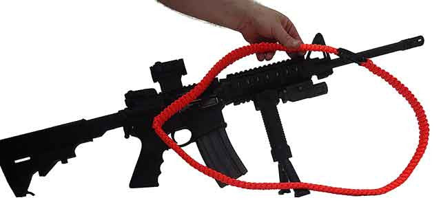 Garrets Single Point Paracord Gun Sling