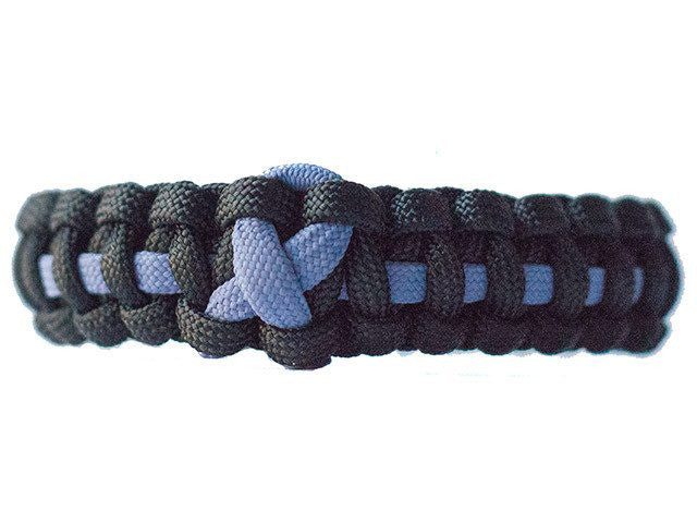 All Cancers Awareness Paracord Bracelet