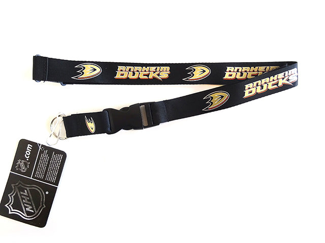 Officially Licensed NHL Anaheim Ducks Lanyard