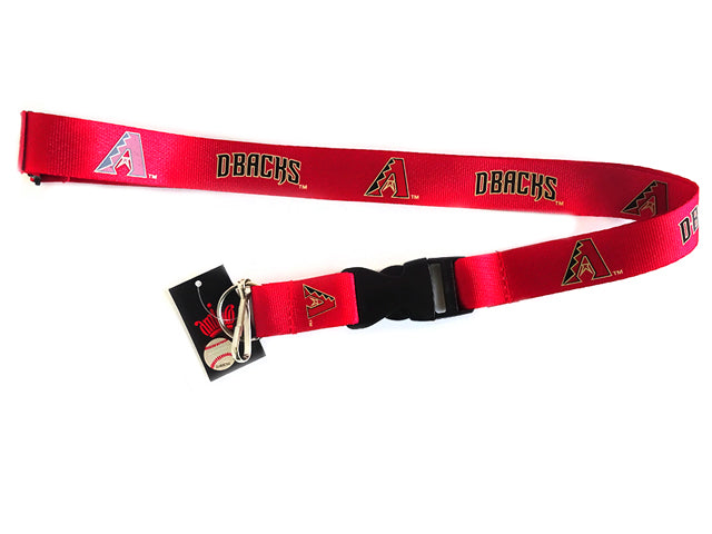 Officially Licensed MLB Arizona Diamondbacks Lanyard
