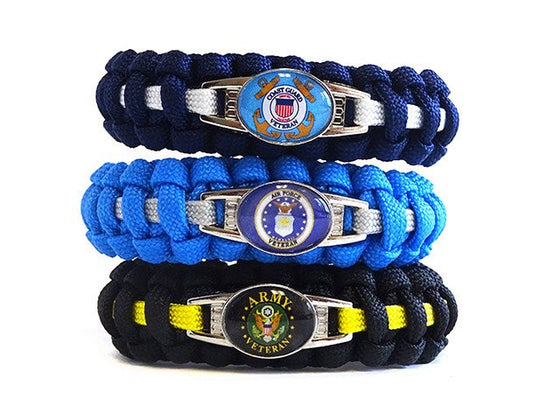 Choose Your Own Color Armed Forces Bracelet